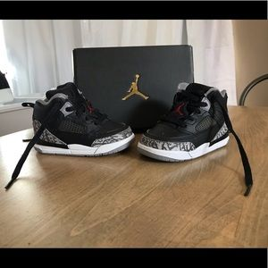 Toddler Size 6C Jordans